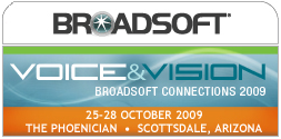 BroadSoft Connections 2009 official site